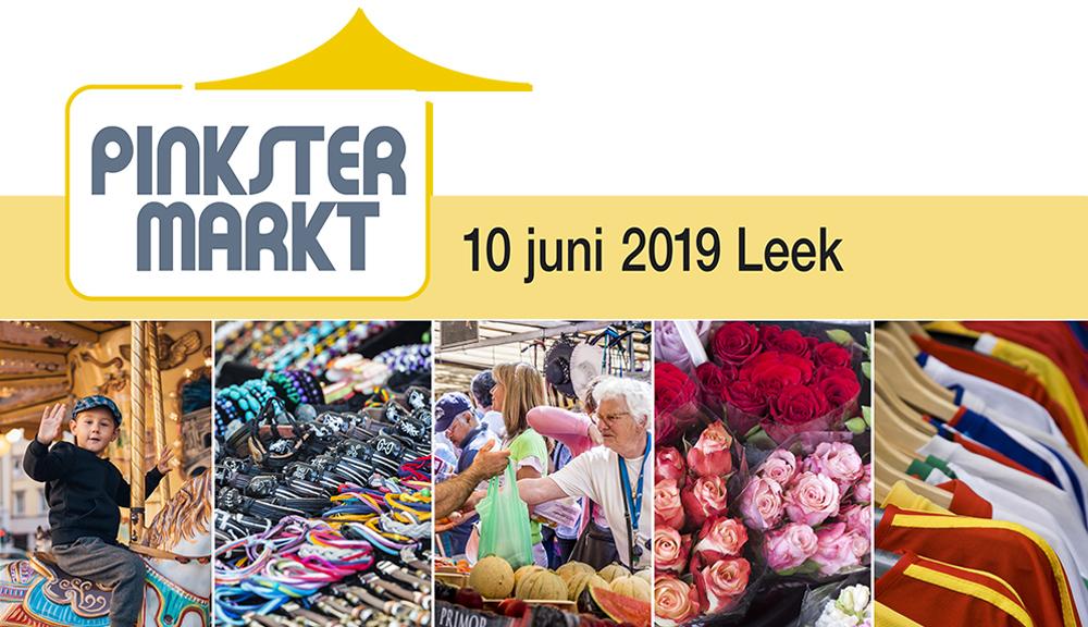 Pinkstermarkt Leek
